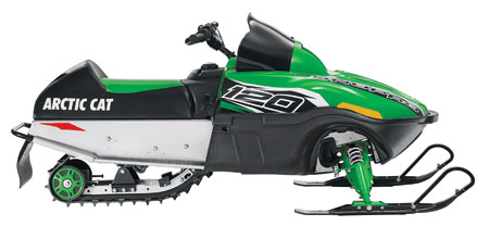 Arctic Cat Sno Pro 120 Youth Snowmobile