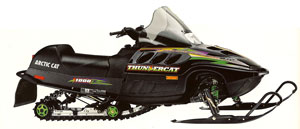 1999 Arctic Cat Thundercat