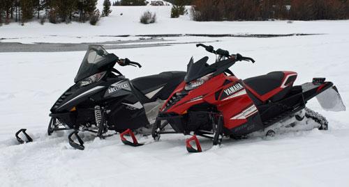 Arctic Cat and Yamaha Partnership