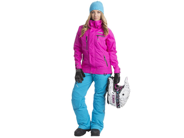 Divas SnowGear Avid Technical Jacket and Pants