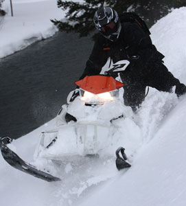 Boondocker Provides a Boost for Ski-Doo and Arctic Cat