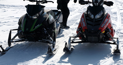 Future Snowmobiles