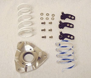 There are many clutch kit options available for the Yamaha from Bender Racing. (Image courtesy of Bender Racing)