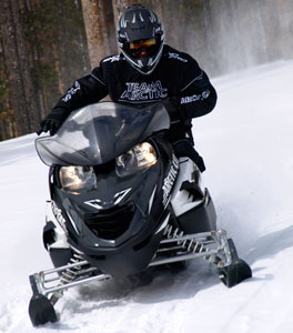 Adding a turbocharger added credibility to Arctic Cat's 4-stroke.