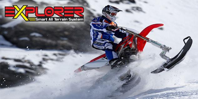 The Snowbike Revolution