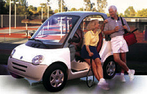 Is it possible that Bombardier's neighborhood electric vehicle was ahead of its time?