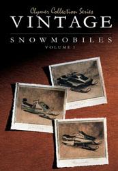 Clymer Vintage Snowmobiles