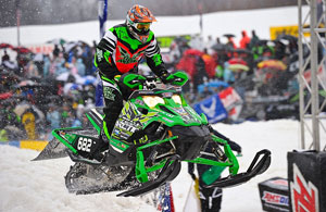 Cody Thomsen Amsoil Championship Snocross Series
