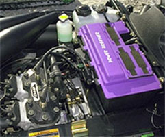 D&D's Powerbreather helps your Arctic Cat breathe right and ensures maximum performance. (Image courtesy of D&D)