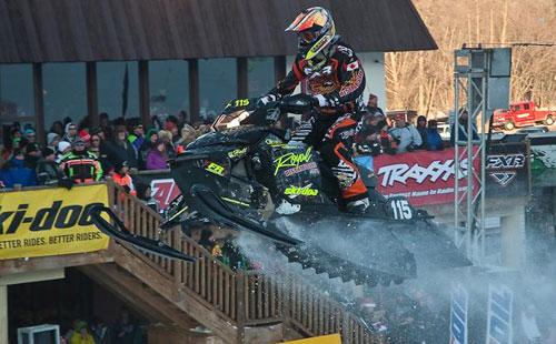 David Joanis Ski-Doo Racing