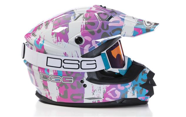 Divas SnowGear Helmet