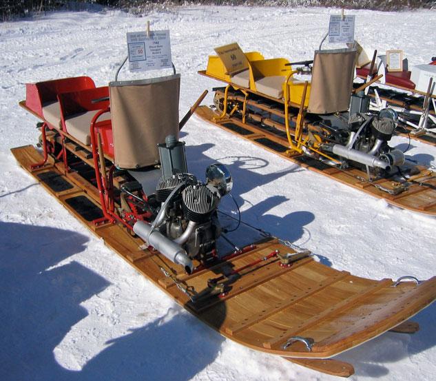 Eliason Over-Snow Vehicles