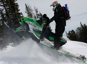 Rasmussen's clinics provide basics in techniques and knowledge for making serious moves into the backcountry.