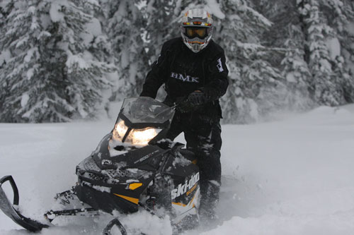 2012 HMK Snowmobile Gear Review