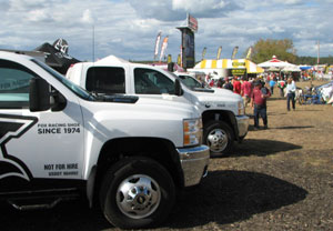 Hay Days Snowmobile Event