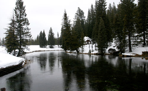 Destination: Island Park, Idaho