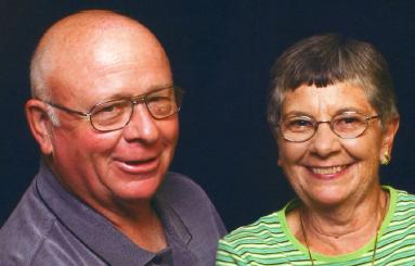 Bob and Marie Linn ISHOF