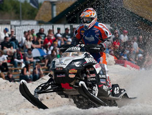 Jake Scott ACSS Snocross