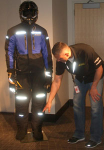 KLIM Gear with 3M Reflective Materials