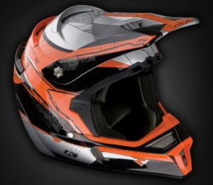 Klim F4 Snowmobile Helmet
