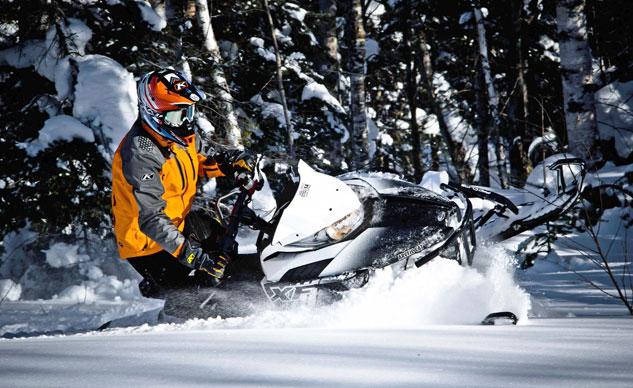 Klim Snowmobile Gear Action