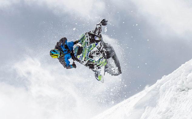 Snowmobile Huck