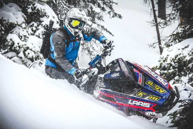 Klim Snowmobile Gear with Backpack