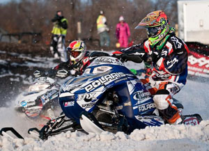 Kody Kamm ERX Snocross National
