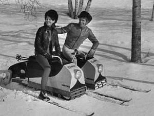 Vintage Snowmobile Videos