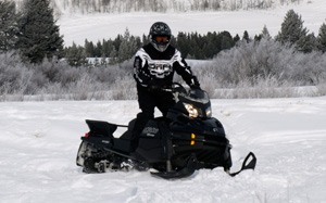What do we want our sleds to be? Ski-Doo�s Tundra Extreme is one idea.
