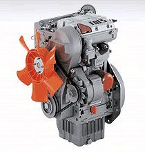 Arctic Cat uses a Lombardini/Kohler diesel engine in its ATV.