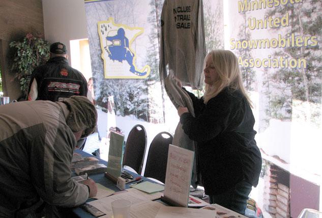 Minnesota Unites Snowmobilers Association