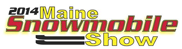Maine Snowmobile Show Logo