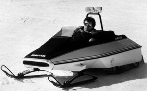 Raider Twin Track >> Quirky Snowmobile Ideas - Snowmobile.com