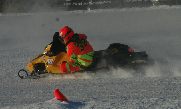 Matt Schulz Snowmobile Derby