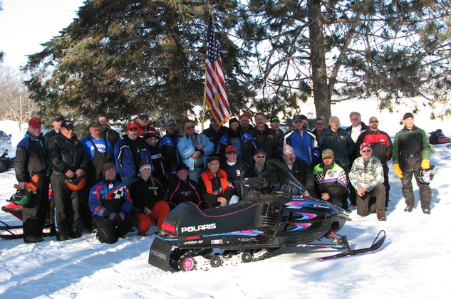 Minnesota Veterans Appreciating Ride