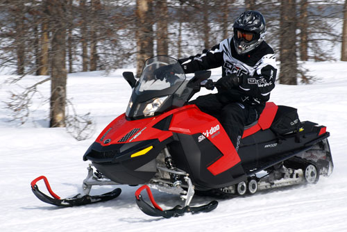 Modern Ski-Doo GSX