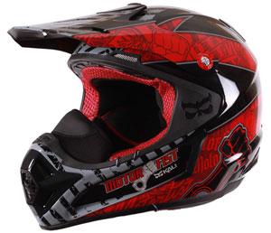MotorFist Dominator Helmet