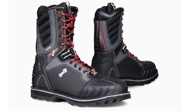 MotorFist Stomper 2.0 Boots