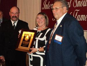 ISHOF Snowmobile Club of the Year Award