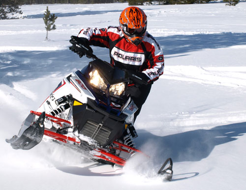 Upgrades for Your Polaris Snowmobile
