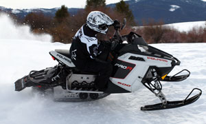 Polaris has changed 60 percent of its lineup and adds more aggressive Pro-Ride choices for 2011.