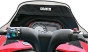 Parts Unlimited Windshield Bag