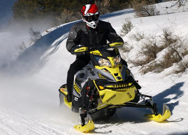 Ski-Doo XRS Performance Rider