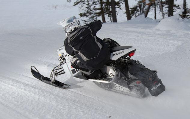 Polaris Switchback with Pro-Ride