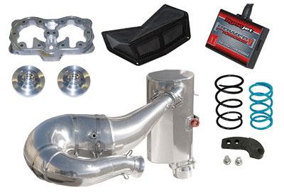 Polaris Stage 3 Exhaust Kit