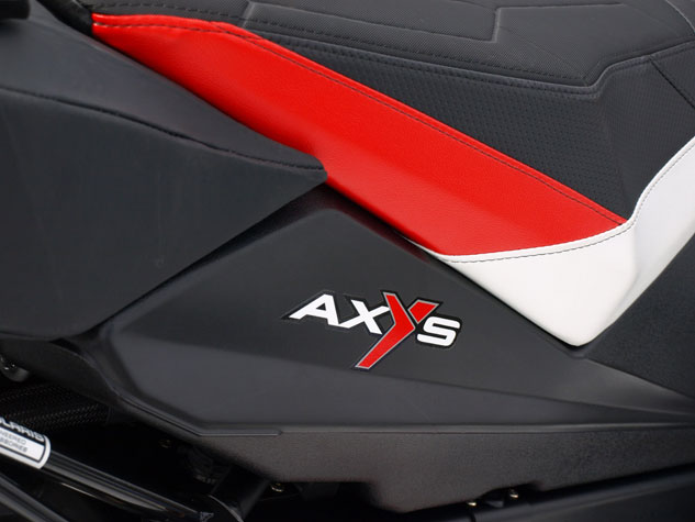 Polaris AXYS Storage