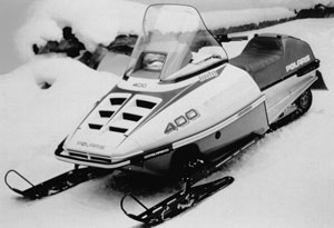 Polaris Indy Snowmobile