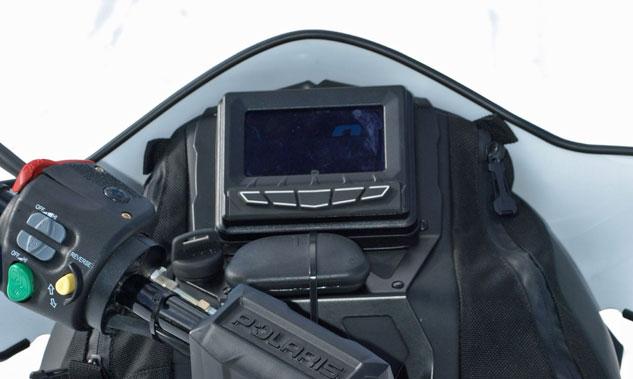 Polaris LCD Display