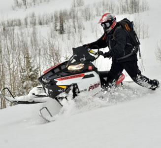 Polaris Pure Vapor Snowmobile Gear